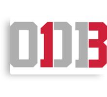 Odell Beckham Jr. | ODB 13 Canvas Print