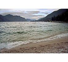 Lago di Garda, Italy Photographic Print