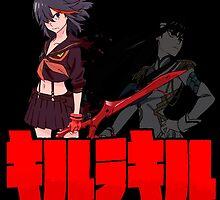 Kill la Kill Duo by gamermanga
