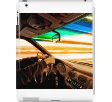 Warp Speed iPad Case/Skin