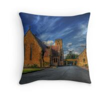 Anglican Church Dubbo Throw Pillow