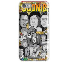 the Goonies collage iPhone Case/Skin