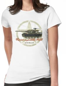 M18 Hellcat Raise Hell Womens Fitted T-Shirt