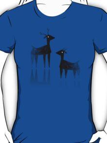 Geometric animals 3 T-Shirt