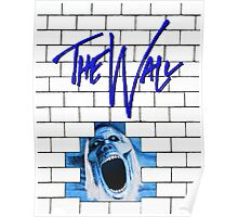The Ice Wall Poster