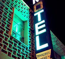 Motel by John Jovic