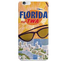 Florida, Sunglasses iPhone Case/Skin