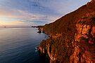 Tasman Dawning by Robert Mullner