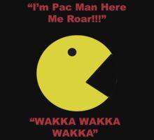 Pac Man by Kirsty-lee Moor