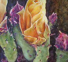 Flor de Cactus by jadlart