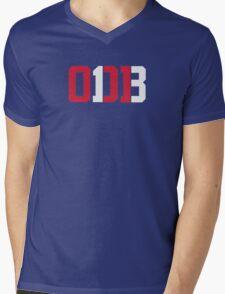 Odell Beckham Jr. | ODB 13 Mens V-Neck T-Shirt