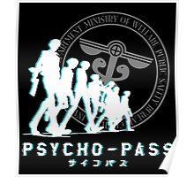 Psycho Pass Team Poster