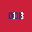 Odell Beckham Jr. | ODB 13 by JoeIbraham