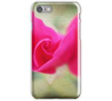 Filtered Rose iPhone Case/Skin