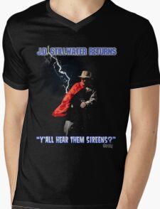 Y'all Hear Them Sireens? Mens V-Neck T-Shirt