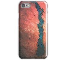 blue blood iPhone Case/Skin