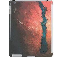blue blood iPad Case/Skin