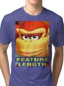 Feature Length Tri-blend T-Shirt