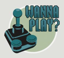 Wanna Play? by Vojin Stanic