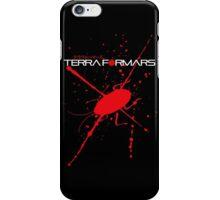 Terraformars cockroach iPhone Case/Skin