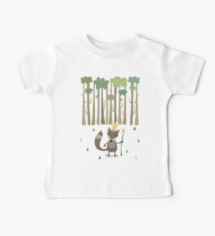 The King of the Wood Baby Tee
