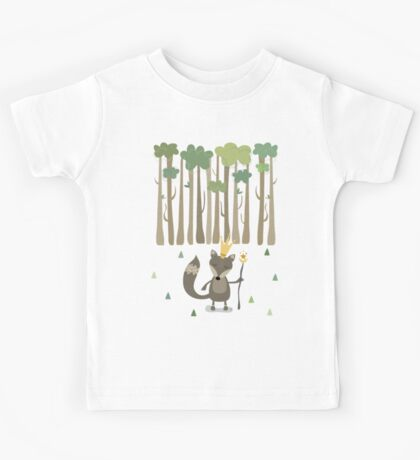 The King of the Wood Kids Tee