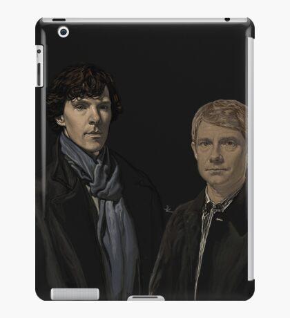 SHERLOCK BBC iPad Case/Skin