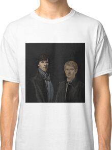 SHERLOCK BBC Classic T-Shirt