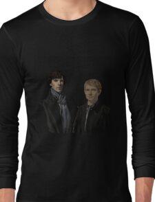 SHERLOCK BBC Long Sleeve T-Shirt