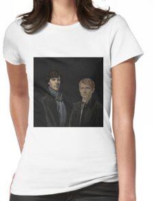 SHERLOCK BBC Womens Fitted T-Shirt