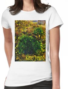 jGibney Ireland 1999 Kerry Lake District Ireland The MUSEUM Red Bubble Gifts Womens Fitted T-Shirt