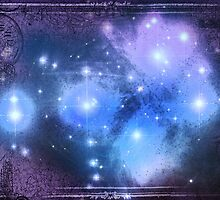 The Pleiades Constellation by hthomas
