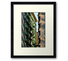 Escape - Boston Framed Print