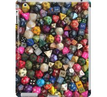 All the dice iPad Case/Skin