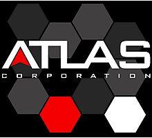 Atlas Corporation Photographic Print