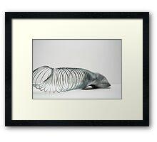 The Morph. Framed Print