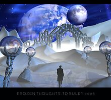 Frozen Thoughts by Dreamscenery