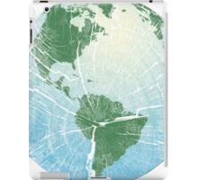 Earth Tree iPad Case/Skin