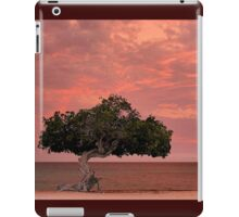 Divi Divi Sunset iPad Case/Skin