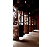 Many Doors Photographic Print