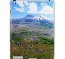Summer at Mt. St. Helens iPad Case/Skin