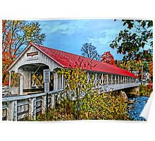 Ashuelot Bridge Poster