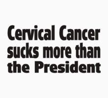 Cervical Cancer Kids Tee