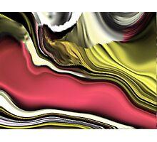 Filiaments and Fabrics Photographic Print