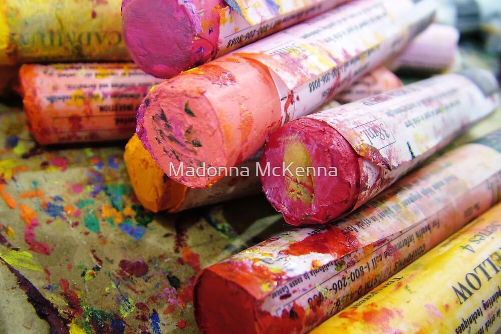 """Paint Sticks """"Berry"""" by Madonna McKenna"""