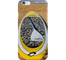Paddleboard - Kaanapali iPhone Case/Skin