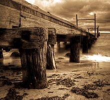 Elwood Pier by Alistair Wilson