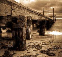Elwood Pier by Alistair Wilson