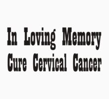 Cervical Cancer Baby Tee