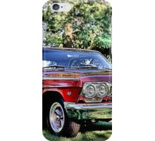 1962 Chevrolet Impala iPhone Case/Skin